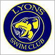 Lyons Swim Club Logo